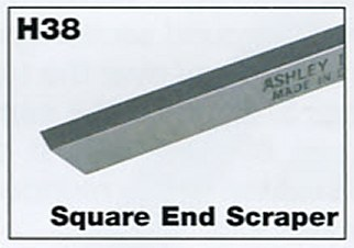 "3mm 1/8"" Mini Square End Scraper"