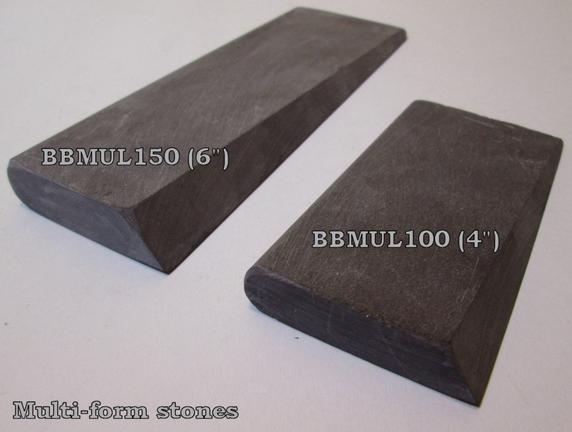 "100mm (4"") Belgian Multiform Sharpening Slipstone"