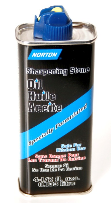 Norton fine sharpening stone oil