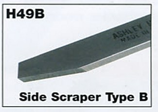 "9mm 3/8"" Mini Side Scraper Type B"