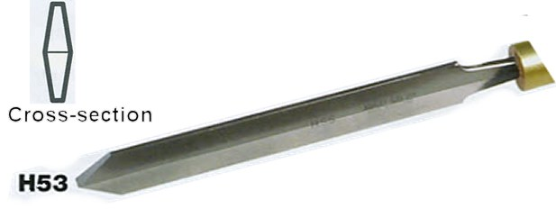 "4.5mm 3/16"" Diamond Parting Tool"