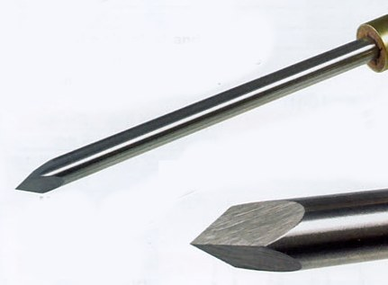 "6mm 1/4"" Pointy Tool"