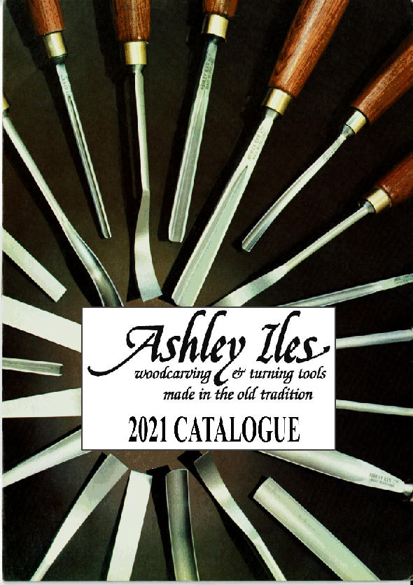 Ashley Iles Woodworking Tools & Accessories Catalogue