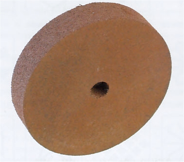 Rubberised Carbide Wheel
